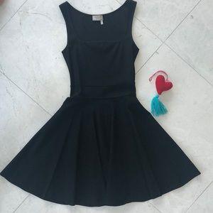 🧡LANVIN Black Midi Dress